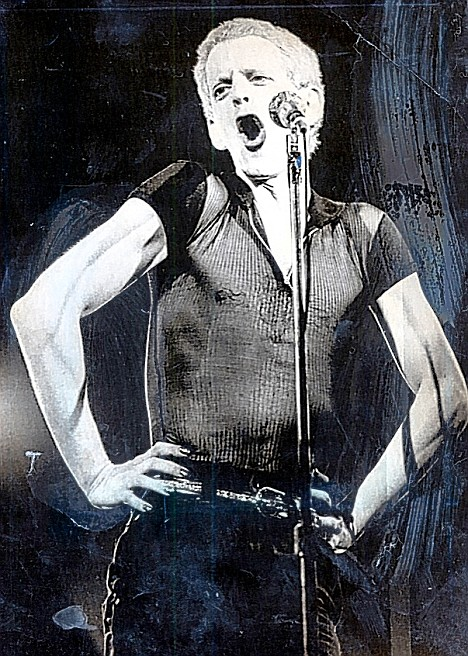 Lou Reed in 1974